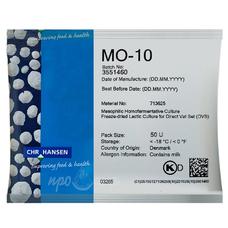 Закваска мезофильная Chr.Hansen MO-10 (50U)
